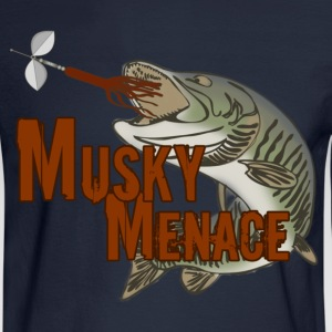 Men's long sleeved t-shirt Musky Menace | Digimani - Men's Long Sleeve T-Shirt