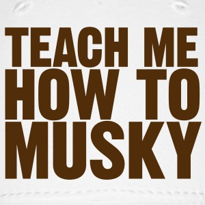 Baseball Cap Teach Me How To Musky | Digimani - Baseball Cap