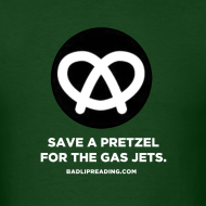 Design ~ SAVE A PRETZEL