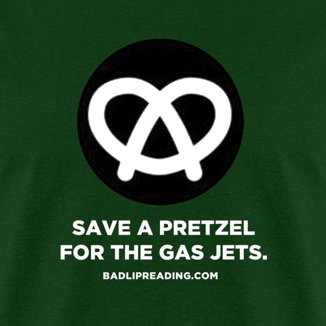 SAVE A PRETZEL