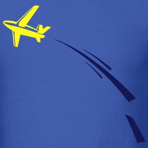 Let's fly away - Men's T-Shirt