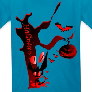 Halloween Horror party graphic art Children's T-Shirt - Kids' T-Shirt