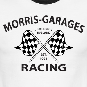 Morris Garges Racing - Men's Ringer T-Shirt