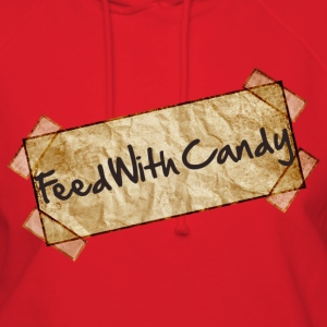 Feed With Candy - Women's Hoodie