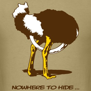Nowhere to hide flex T-Shirts - Men's T-Shirt