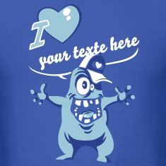 Monster Love ... T-Shirts