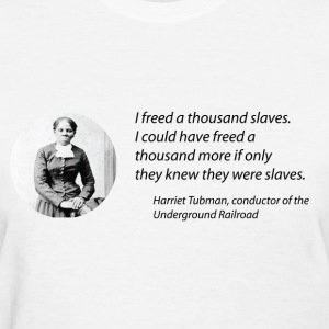 Harriet Tubman vs the Matrix Women''s Tee - Women's T-Shirt