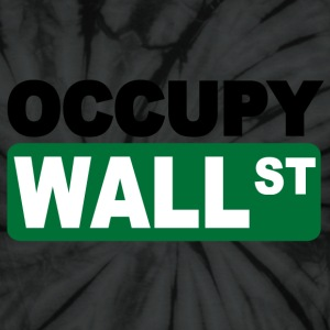 occupy wall st T-Shirts - Unisex Tie Dye T-Shirt