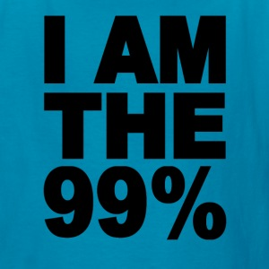 I am the 99% Occupy Wall St Kids' Shirts - Kids' T-Shirt
