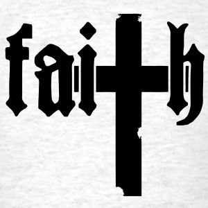 Faith T-Shirts - Men's T-Shirt