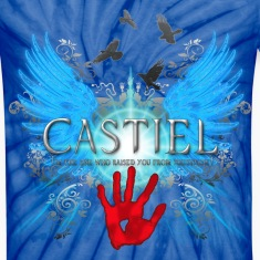 New Castiel 2 Im the one who raised you from predi T-Shirts