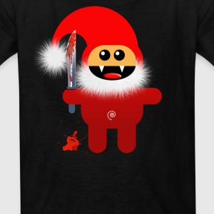SAVAGE SANTA - Kids' T-Shirt