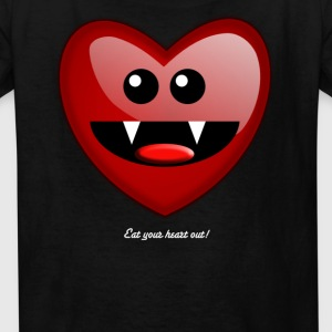EAT YOUR HEART OUT - Kids' T-Shirt