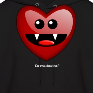 EAT YOUR HEART OUT - Men's Hoodie