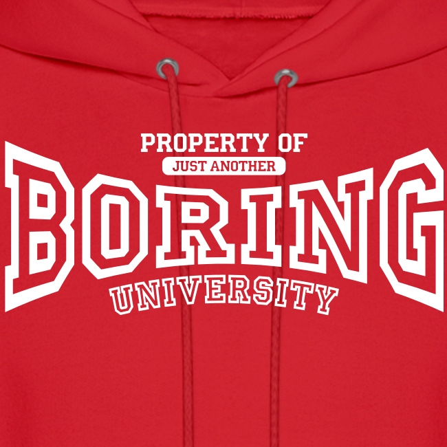 Property of just another boring university