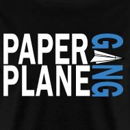 Design ~ Paper Plane Gang Blue