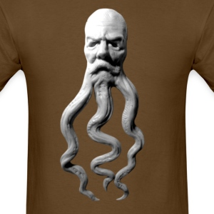 octowizard by anarco punk albinos design inc - Men's T-Shirt