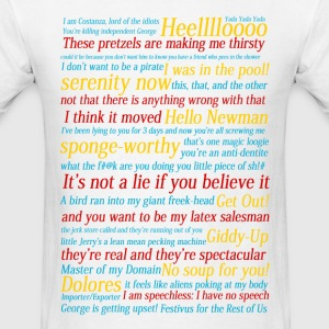 Seinfeld References - Men's T-Shirt