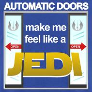 Design ~ Mens Tee : Jedi