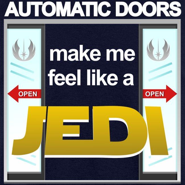 Mens Tee : Jedi
