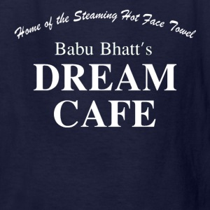 Babu Bhatt's DREAM CAFE (Seinfeld) - Kids' T-Shirt