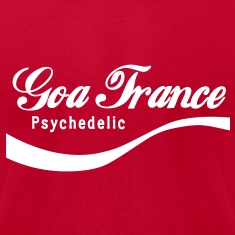 Enjoy Goa Trance Psychedelic T-Shirts