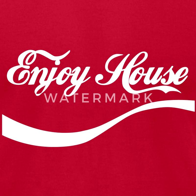 Enjoy house music t shirt spreadshirt for American house music