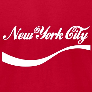 enjoy New York City T-Shirts - Men's T-Shirt by American Apparel