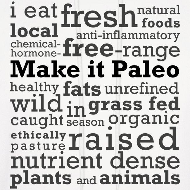 Make it Paleo