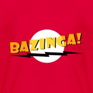 Design ~ BAZINGA! Kids' Shirts