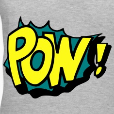 Pow! Women's T-Shirts