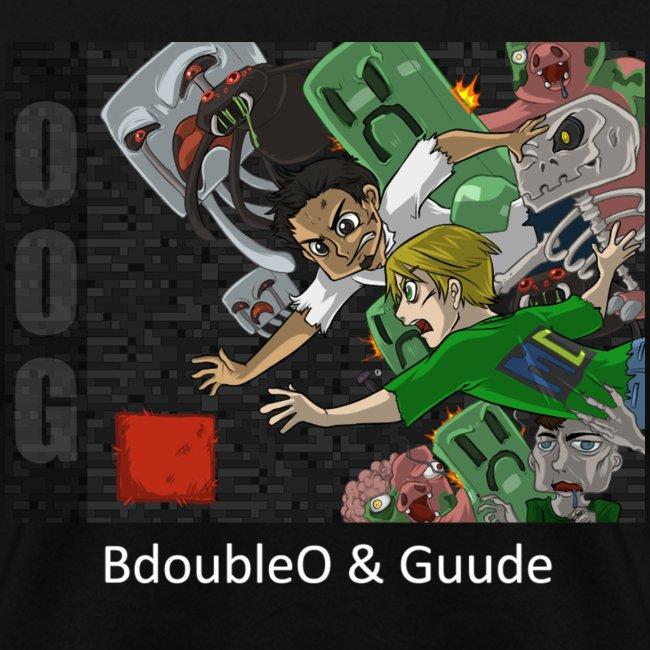 BdoubleO & Guude! - Anime Black Standard Weight Womens