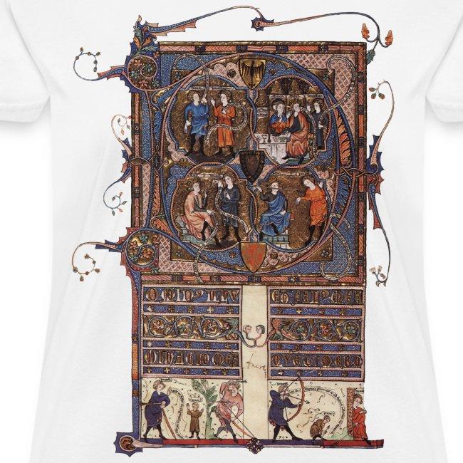 Tickhill Psalter, 14th Century