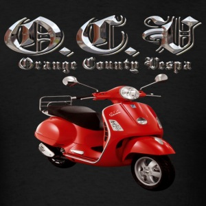 O.C.V - Vespa - Men's T-Shirt