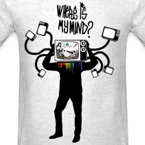Where is my mind? T-Shirts - Men's T-Shirt