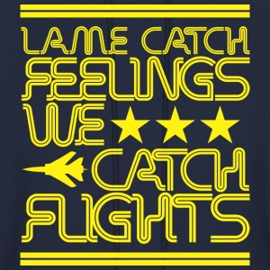 Lame Catch Feeling - Men's Hoodie