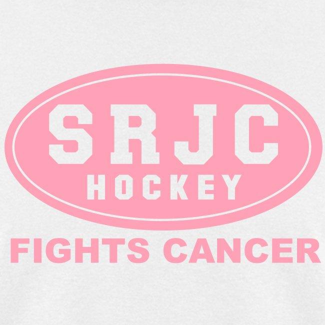 Men's SRJC Hockey Fights Cancer T-shirt