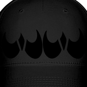 unique symbol pattern vectorgraphic art Baseball Cap - Baseball Cap