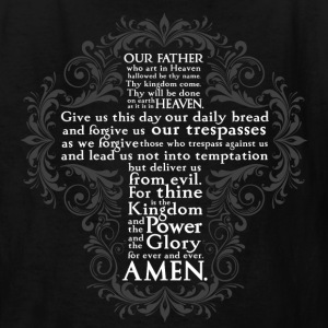 the Lord's Prayer - Mens - Kids' T-Shirt