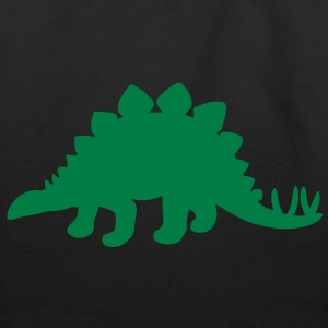 Stegosaurus Dinosaur Bags  - Eco-Friendly Cotton Tote