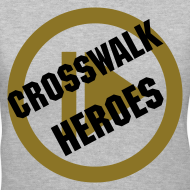 Design ~ Play Crosswalk Heroes Girls V-Neck