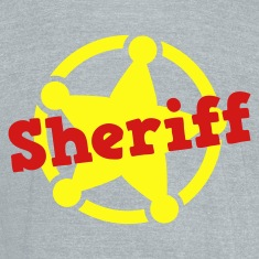 sheriff badge cute T-Shirts