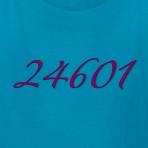 Les Miserables 24601 Prisoner Number Kids' Shirts - Kids' T-Shirt