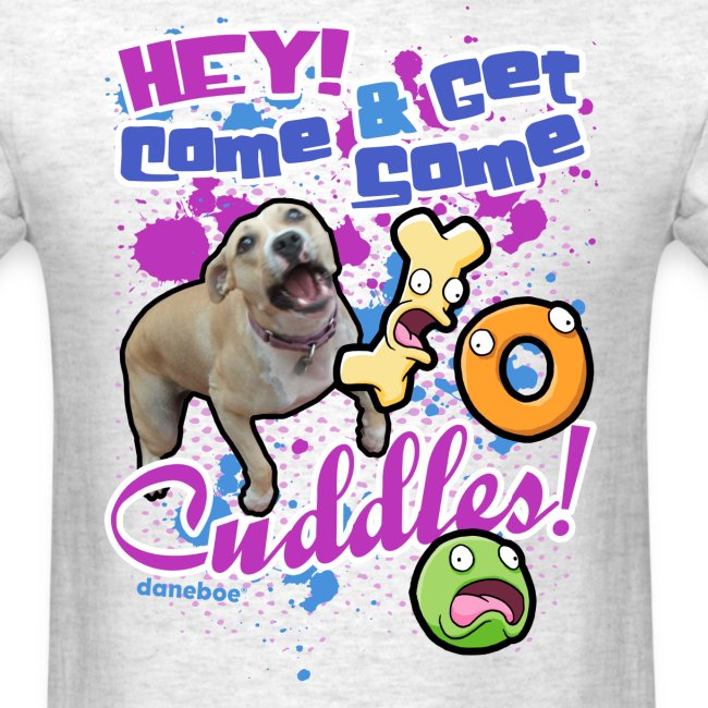 Cuddles T-Shirt