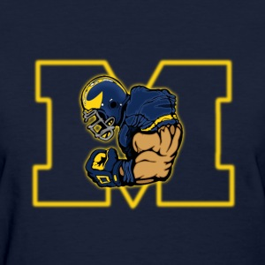 Michigan Wolverines - Women's T-Shirt