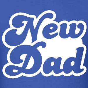 New DAD T-Shirts - Men's T-Shirt