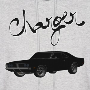 Charger Muscle Car Hoodies - Men's Hoodie