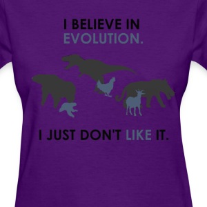 Women's Evolution Shirt - Women's T-Shirt