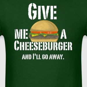 Cheeseburger Shirt - Men's T-Shirt
