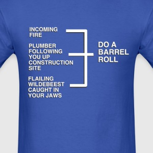 Barrel Roll Shirt - Men's T-Shirt